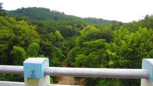 Jembatan antara Kedungjajang dan Klakah