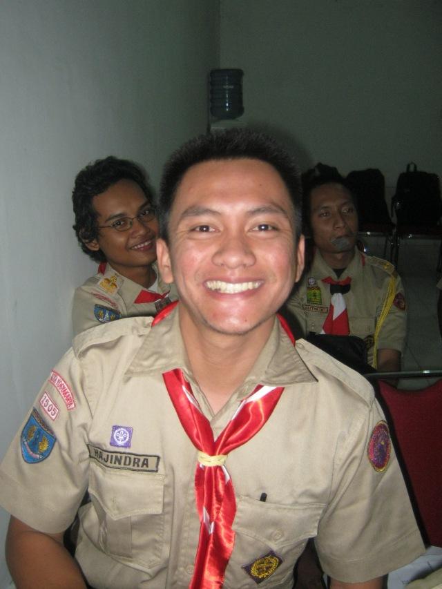 Tahun Pertama: Franuria Tutul Hajindra